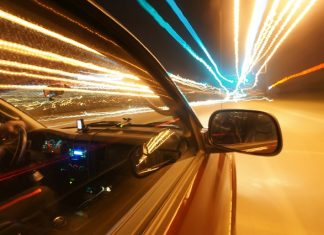 Rent a car for drive at night 2