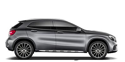 Rent a car Mercedes GLA, 2018 Automatic