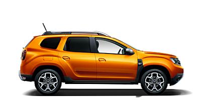 Car rental Dacia Duster 4WD