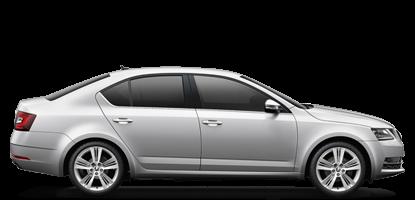 Car rental Skoda Octavia