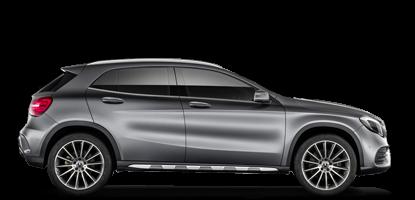 Masina de inchiriat Mercedes GLA, 2018 Automat
